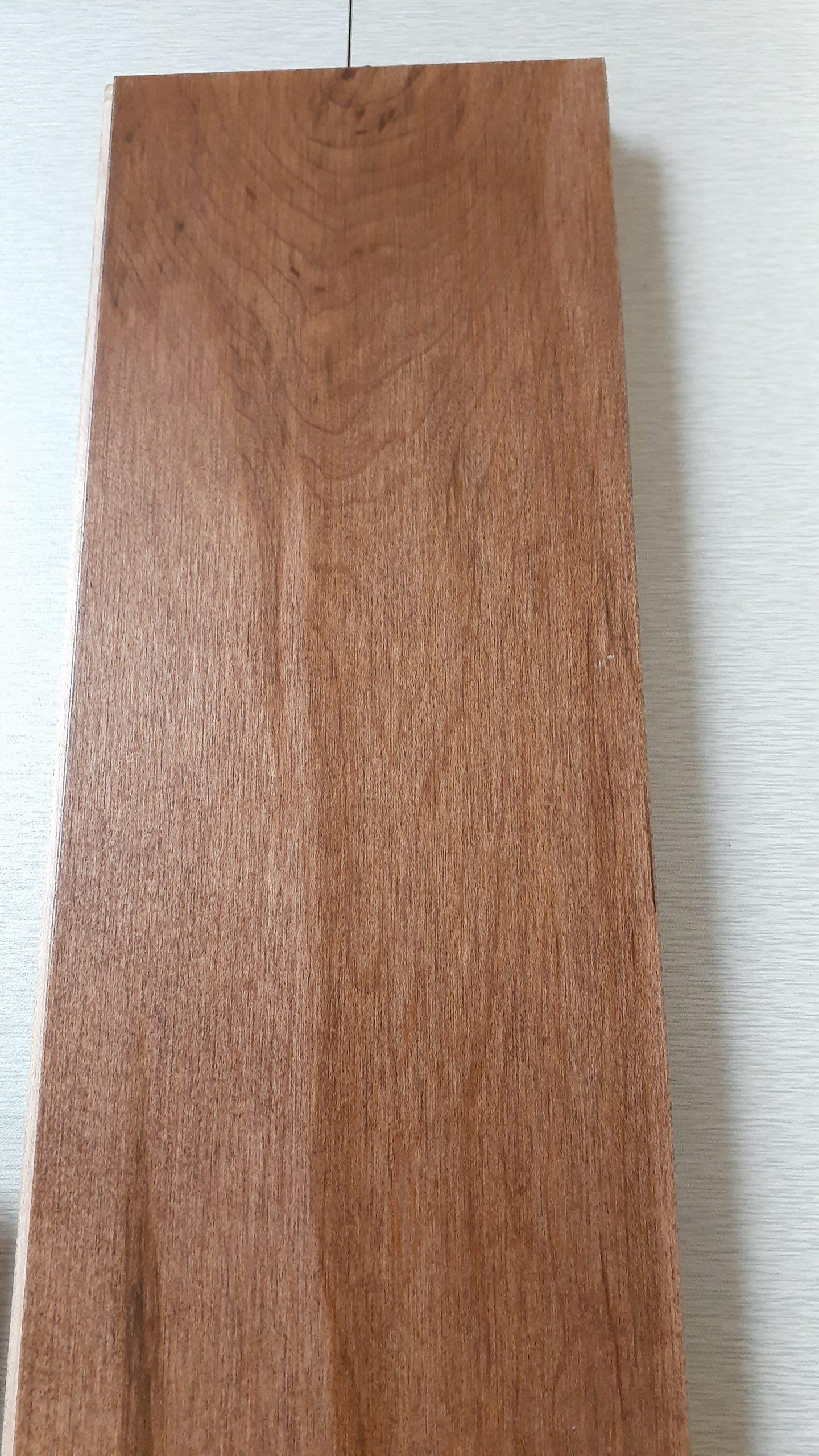 maple sadle