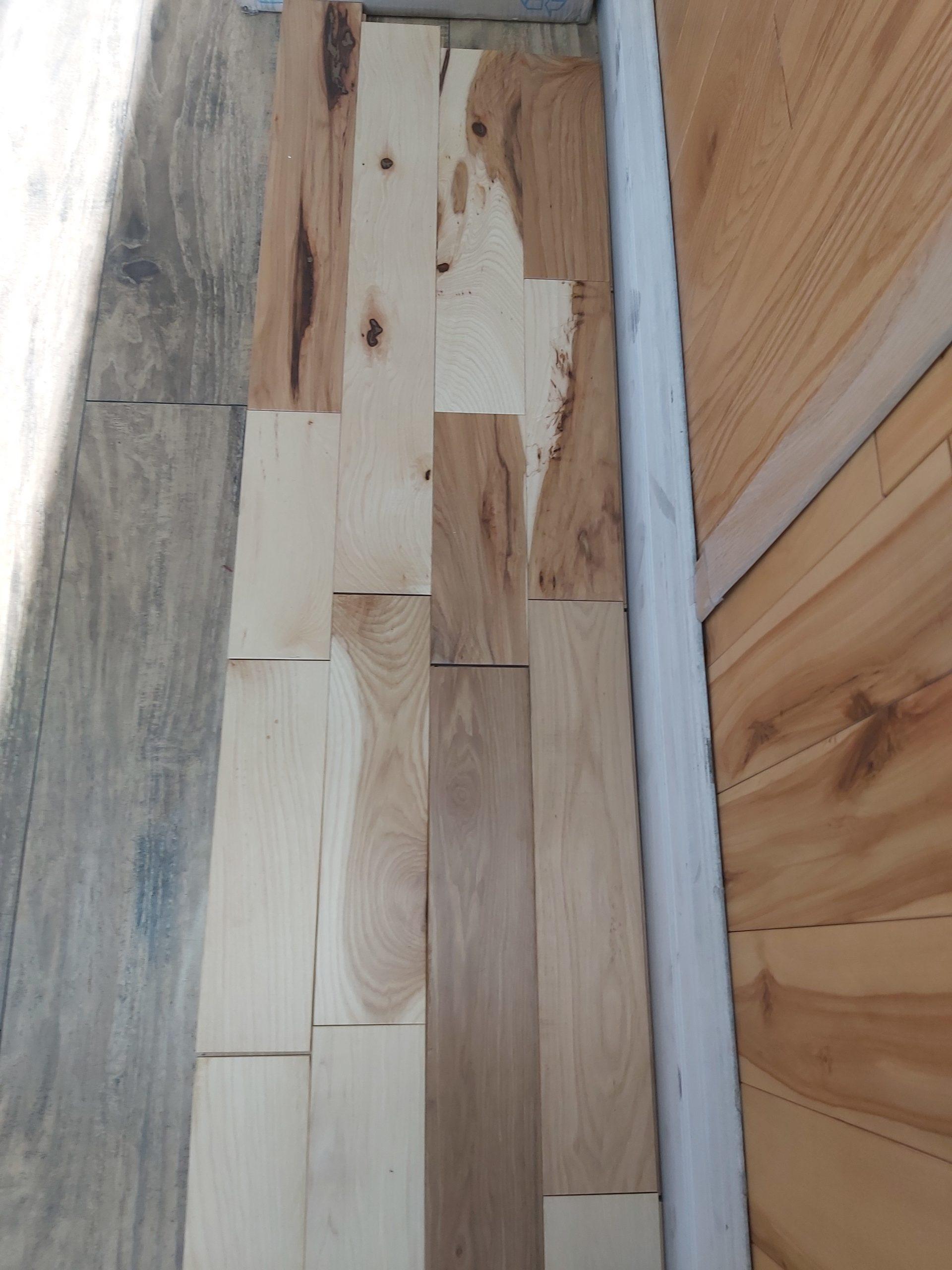 hickory rustique